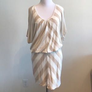 Ella Moss Dresses - Ella Moss cold shoulder dress size Small